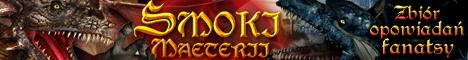 Smoki Maeterii - opowiadania fantasy